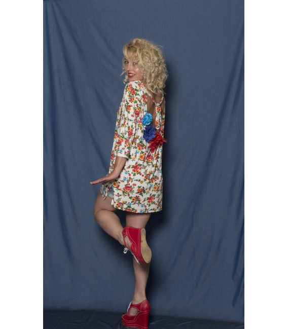 Robe Lovely Marine - Collection Crazy Girl