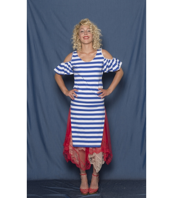 Robe Pretty Marine - Collection Crazy Girl