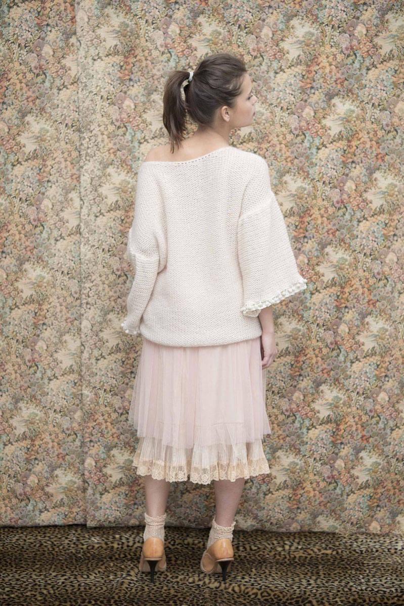 Pull Sweety Nude - Collection Maille