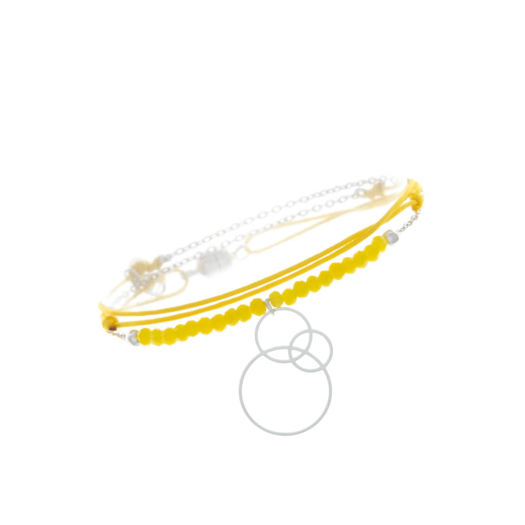 Bracelet Lovers Dune Yellow