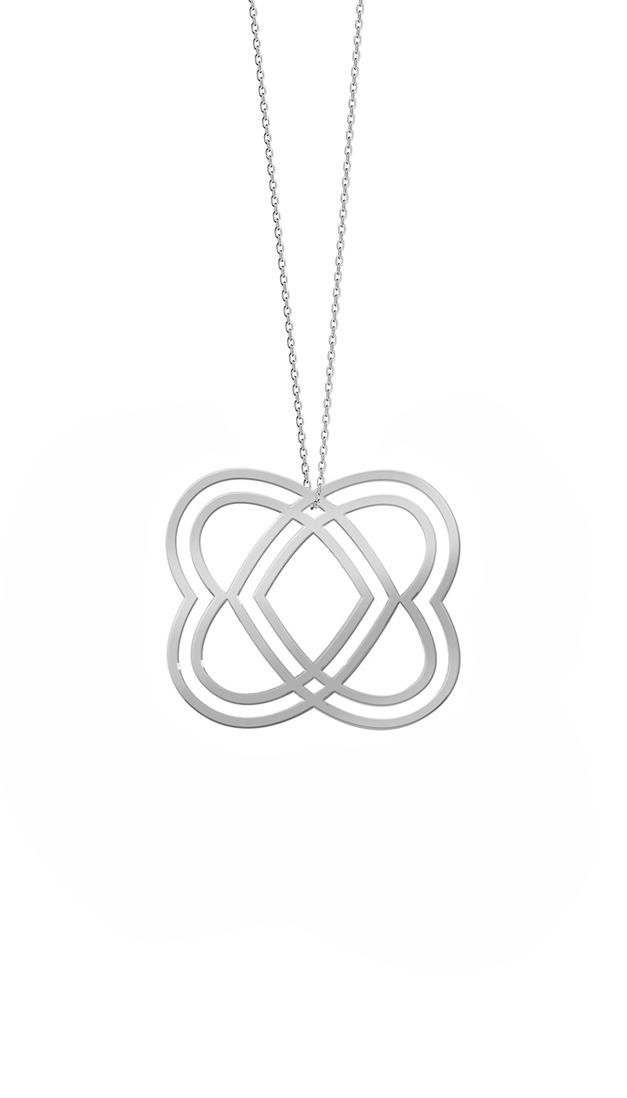 Collier HEART MEDIUM