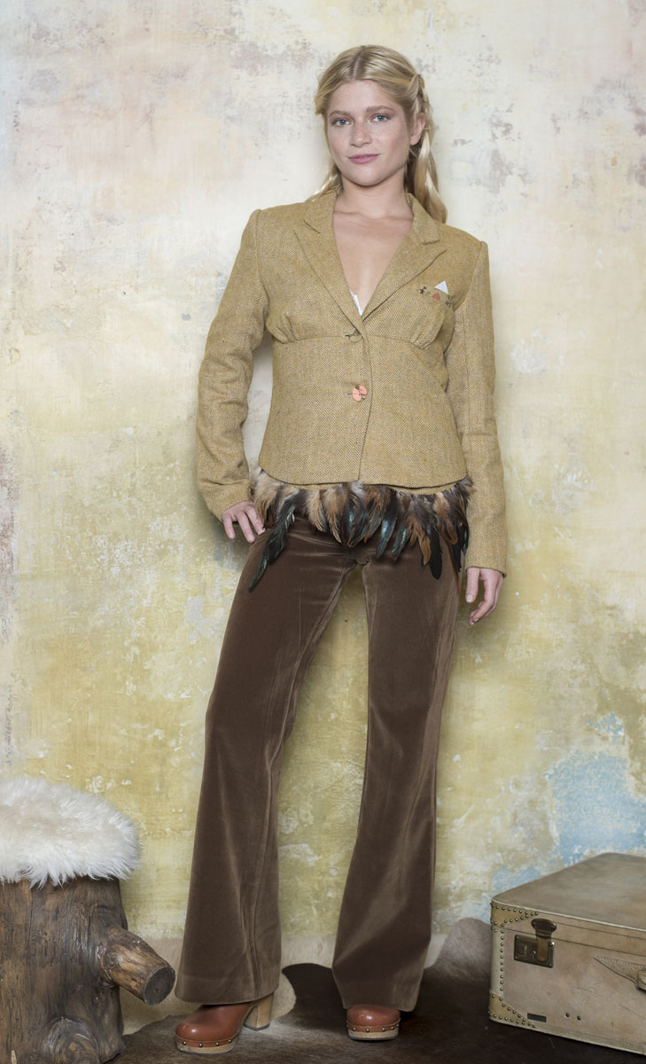Pantalon John's Brown - Collection Country