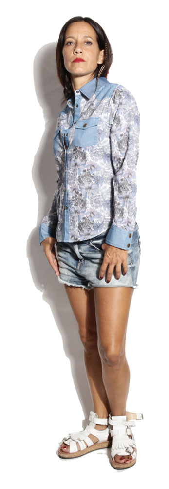 Chemise Tyler Denim - Texane