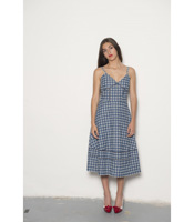Robe Marilyne Denim - Collection Wall Street