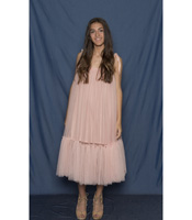 Robe Wonderfull réversible Nude - Collection Crazy Girl