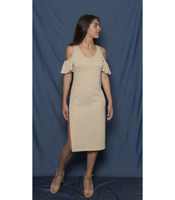 Robe Pretty Nude - Collection Crazy Girl