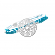 Bracelet Lovers Bang Turquoise