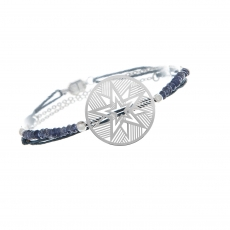 Bracelet Lovers Bang Blue Night