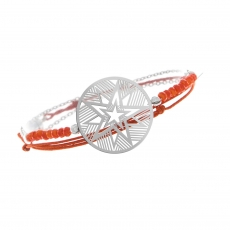 Bracelet Lovers Bang Corail
