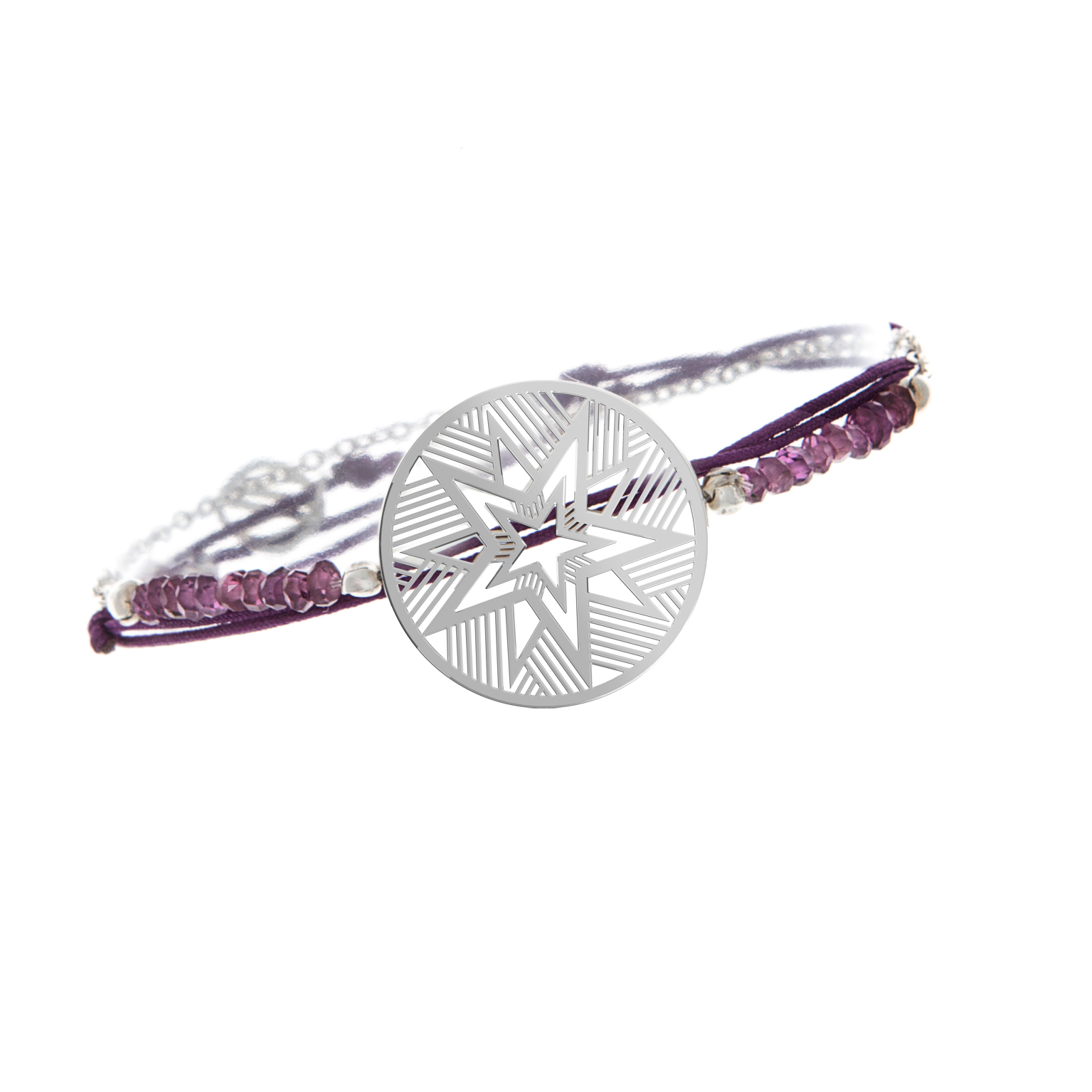 Bracelet Lovers Bang Violet