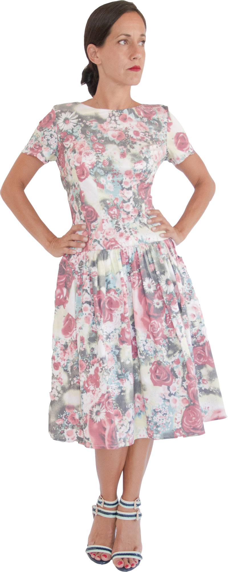 Robe Audrey Rose Collection Jolie Madame