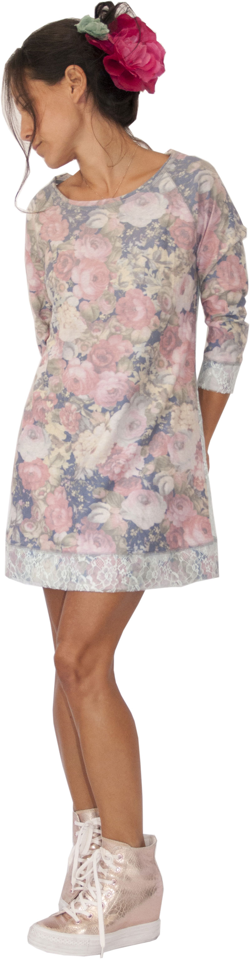 Robe Chouquette Myrtille Collection Sweety
