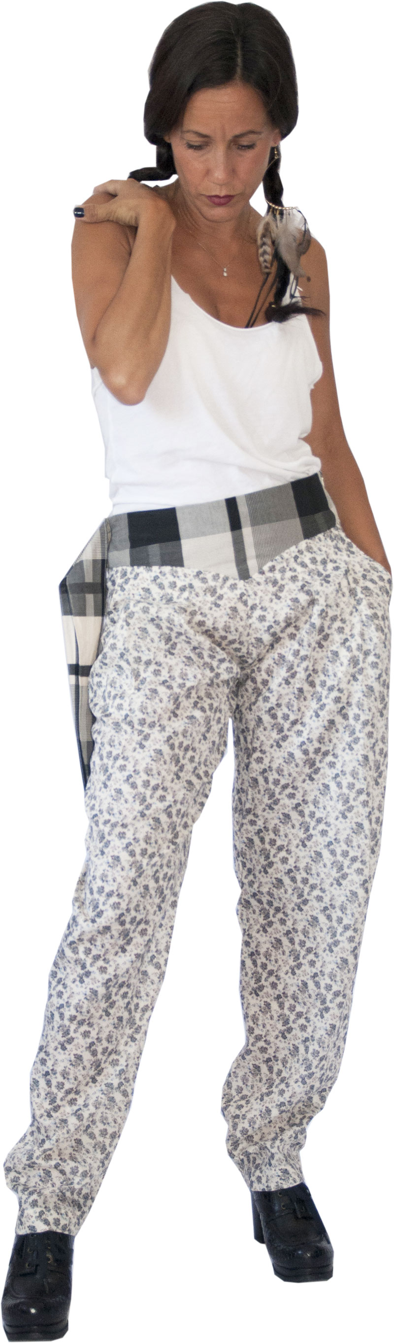Pantalon John Black Collection Lilisko