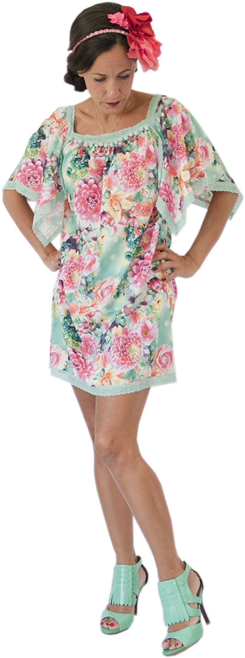 Robe Love Curacao Collection Hippy Chic