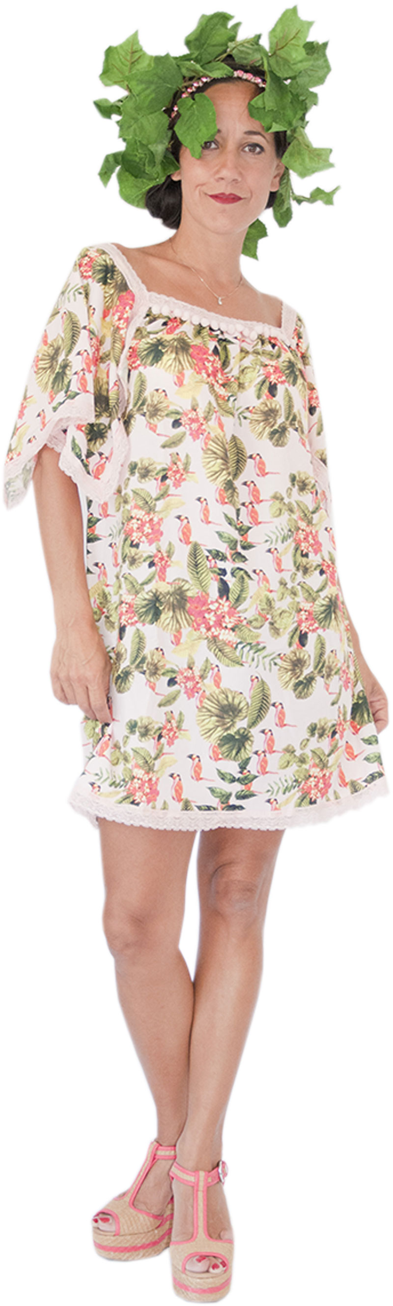 Robe Love Jungle Collection Hippy Chic