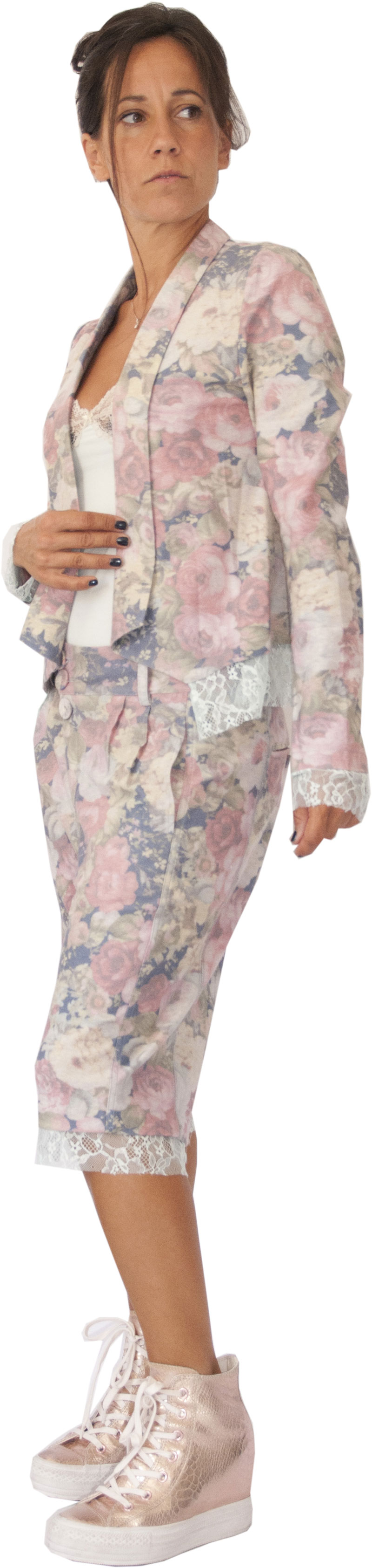 Veste Opéra Myrtille Collection Sweety