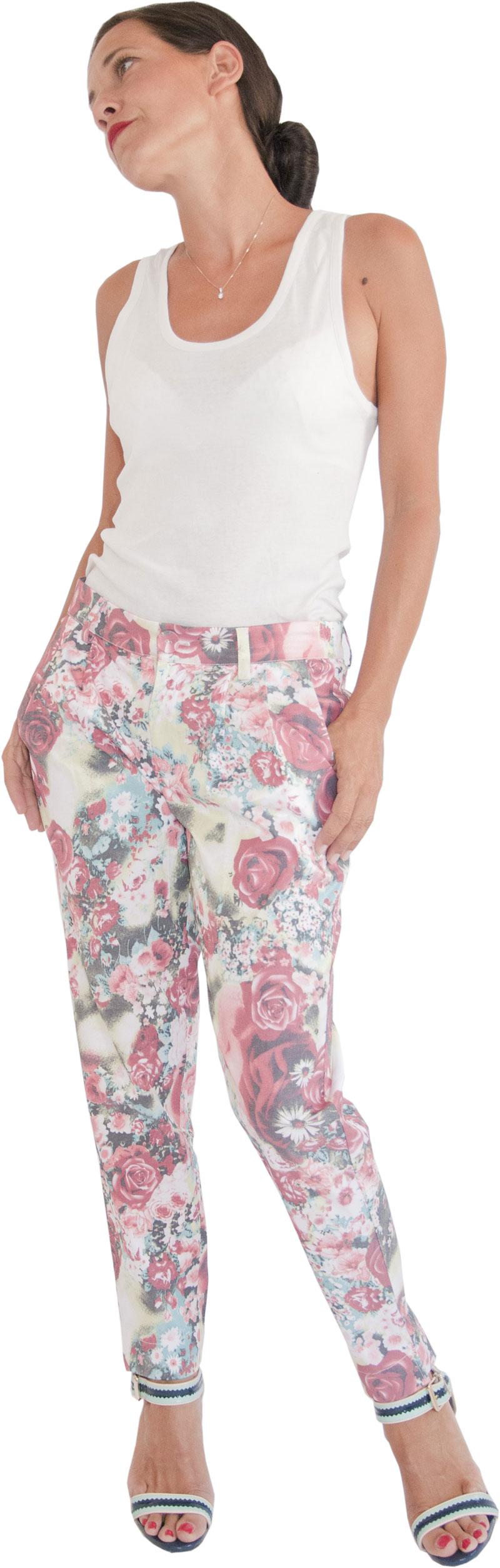 Pantalon Rita Rose Collection Jolie Madame
