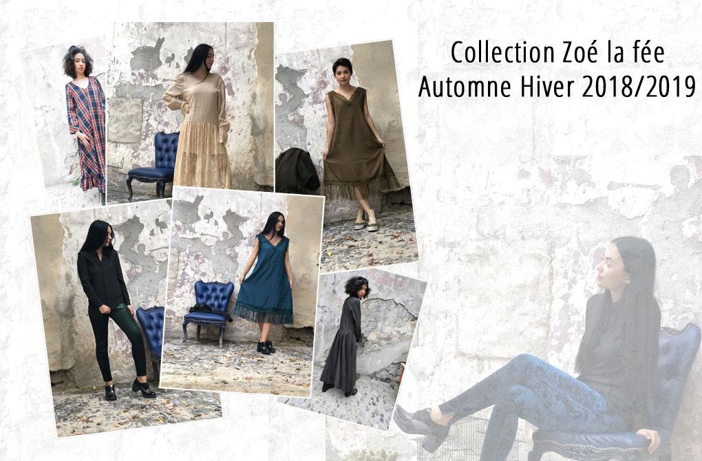 Zoé la fée - Collection Automne Hiver 2018/2019